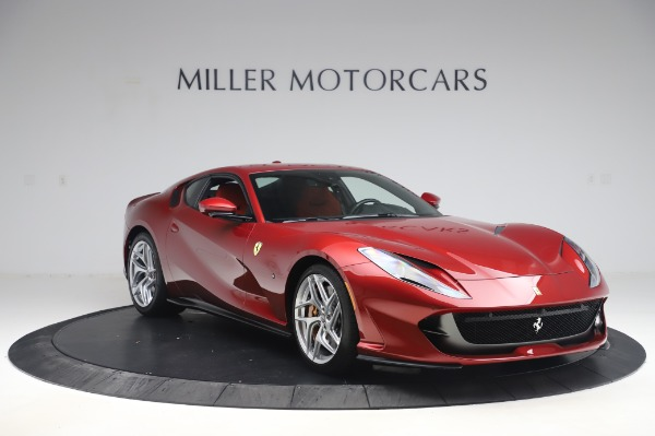 Used 2020 Ferrari 812 Superfast for sale Sold at Maserati of Greenwich in Greenwich CT 06830 11