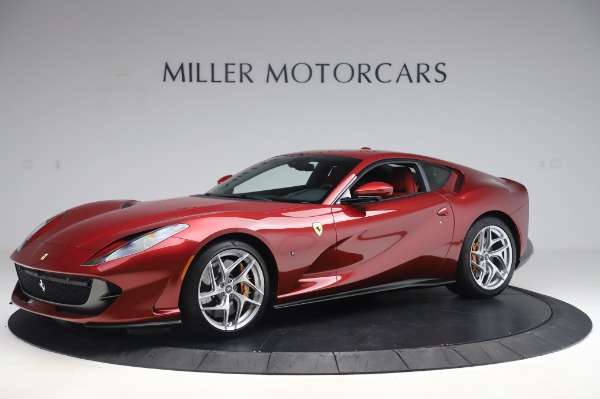 Used 2020 Ferrari 812 Superfast for sale Sold at Maserati of Greenwich in Greenwich CT 06830 2