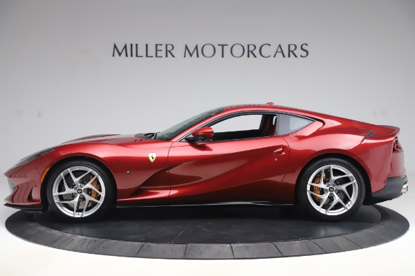 Used 2020 Ferrari 812 Superfast for sale Sold at Maserati of Greenwich in Greenwich CT 06830 3