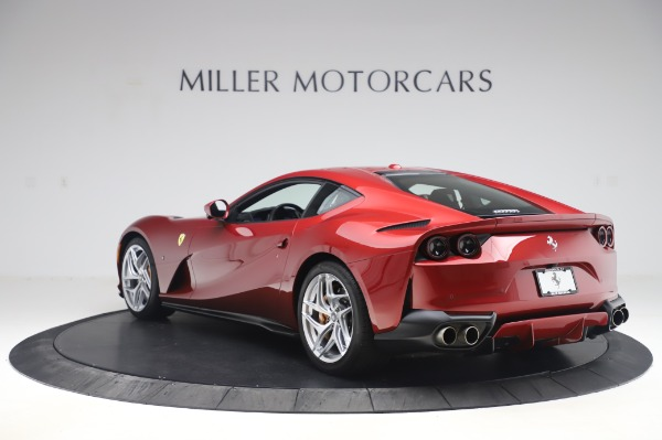 Used 2020 Ferrari 812 Superfast for sale Sold at Maserati of Greenwich in Greenwich CT 06830 5