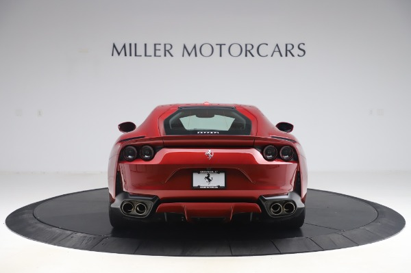 Used 2020 Ferrari 812 Superfast for sale Sold at Maserati of Greenwich in Greenwich CT 06830 6