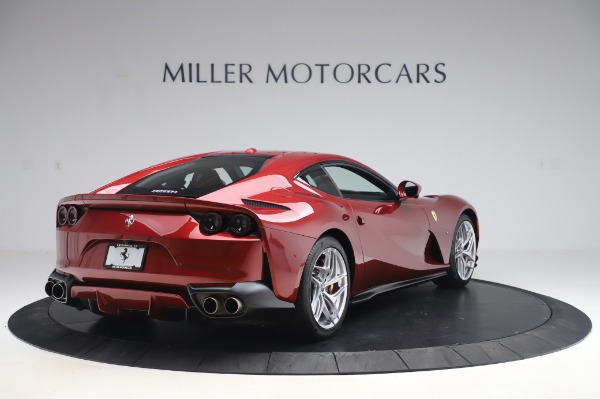 Used 2020 Ferrari 812 Superfast for sale Sold at Maserati of Greenwich in Greenwich CT 06830 7