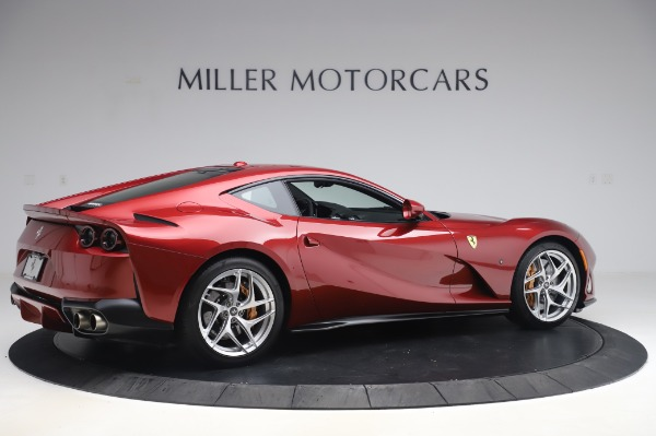 Used 2020 Ferrari 812 Superfast for sale Sold at Maserati of Greenwich in Greenwich CT 06830 8