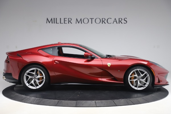 Used 2020 Ferrari 812 Superfast for sale Sold at Maserati of Greenwich in Greenwich CT 06830 9