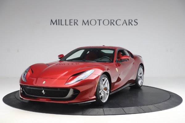 Used 2020 Ferrari 812 Superfast for sale Sold at Maserati of Greenwich in Greenwich CT 06830 1