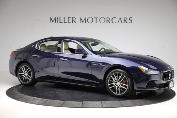 Used 2017 Maserati Ghibli S Q4 for sale Sold at Maserati of Greenwich in Greenwich CT 06830 10