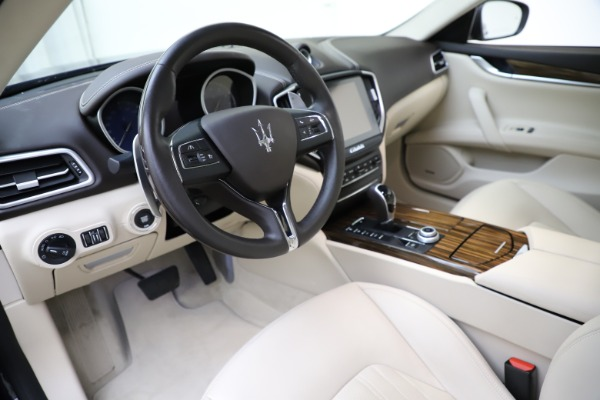 Used 2017 Maserati Ghibli S Q4 for sale Sold at Maserati of Greenwich in Greenwich CT 06830 13