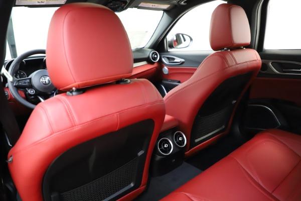New 2020 Alfa Romeo Giulia Ti Sport Q4 for sale Sold at Maserati of Greenwich in Greenwich CT 06830 18