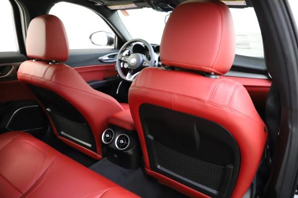 New 2020 Alfa Romeo Giulia Ti Sport Q4 for sale Sold at Maserati of Greenwich in Greenwich CT 06830 24