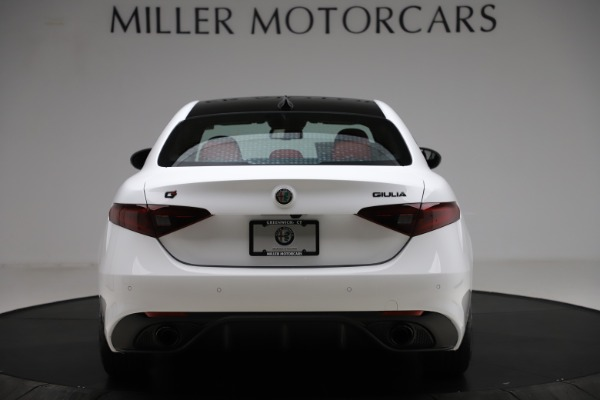 New 2020 Alfa Romeo Giulia Ti Sport Q4 for sale $52,395 at Maserati of Greenwich in Greenwich CT 06830 6