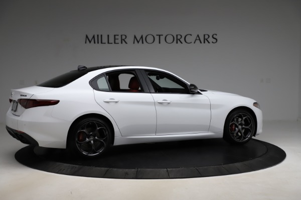 New 2020 Alfa Romeo Giulia Ti Sport Q4 for sale $52,395 at Maserati of Greenwich in Greenwich CT 06830 8