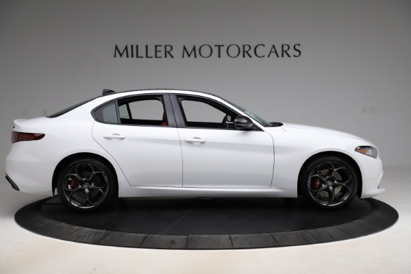 New 2020 Alfa Romeo Giulia Ti Sport Q4 for sale $52,395 at Maserati of Greenwich in Greenwich CT 06830 9