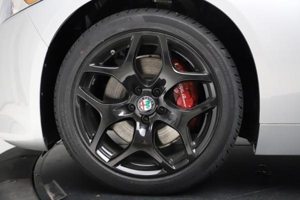 New 2020 Alfa Romeo Giulia Sport Q4 for sale Sold at Maserati of Greenwich in Greenwich CT 06830 28