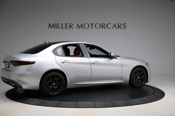 New 2020 Alfa Romeo Giulia Sport Q4 for sale Sold at Maserati of Greenwich in Greenwich CT 06830 8