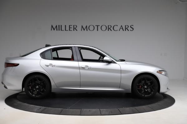New 2020 Alfa Romeo Giulia Sport Q4 for sale Sold at Maserati of Greenwich in Greenwich CT 06830 9