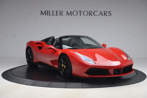 Used 2018 Ferrari 488 Spider for sale Sold at Maserati of Greenwich in Greenwich CT 06830 11