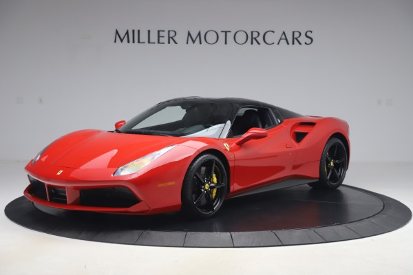 Used 2018 Ferrari 488 Spider for sale $286,900 at Maserati of Greenwich in Greenwich CT 06830 12