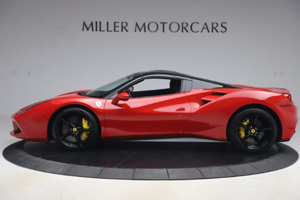 Used 2018 Ferrari 488 Spider for sale $286,900 at Maserati of Greenwich in Greenwich CT 06830 13