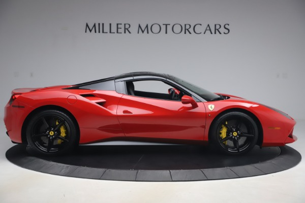 Used 2018 Ferrari 488 Spider for sale $286,900 at Maserati of Greenwich in Greenwich CT 06830 14