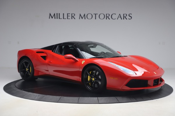 Used 2018 Ferrari 488 Spider for sale $286,900 at Maserati of Greenwich in Greenwich CT 06830 15