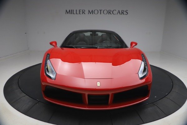 Used 2018 Ferrari 488 Spider for sale $286,900 at Maserati of Greenwich in Greenwich CT 06830 16
