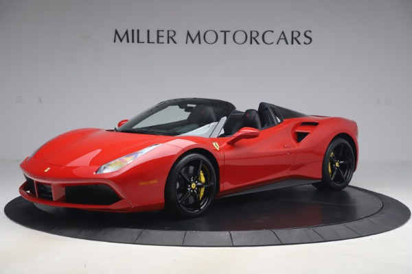Used 2018 Ferrari 488 Spider for sale $286,900 at Maserati of Greenwich in Greenwich CT 06830 2