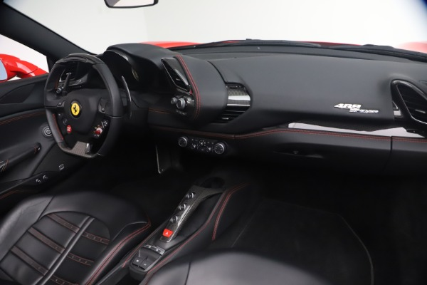Used 2018 Ferrari 488 Spider for sale $286,900 at Maserati of Greenwich in Greenwich CT 06830 23