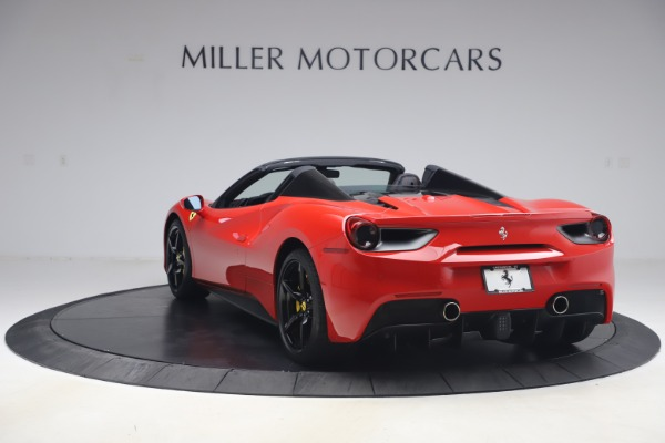 Used 2018 Ferrari 488 Spider for sale $286,900 at Maserati of Greenwich in Greenwich CT 06830 5