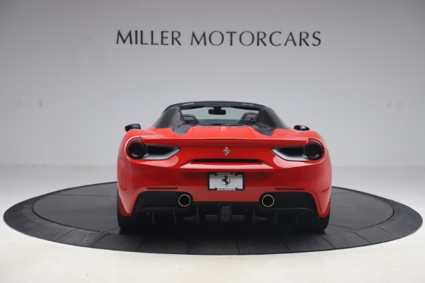 Used 2018 Ferrari 488 Spider for sale Sold at Maserati of Greenwich in Greenwich CT 06830 6