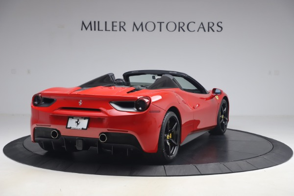 Used 2018 Ferrari 488 Spider for sale $286,900 at Maserati of Greenwich in Greenwich CT 06830 7