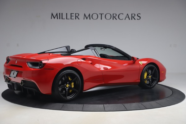 Used 2018 Ferrari 488 Spider for sale Sold at Maserati of Greenwich in Greenwich CT 06830 8