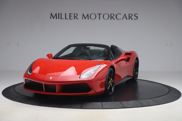 Used 2018 Ferrari 488 Spider for sale $286,900 at Maserati of Greenwich in Greenwich CT 06830 1