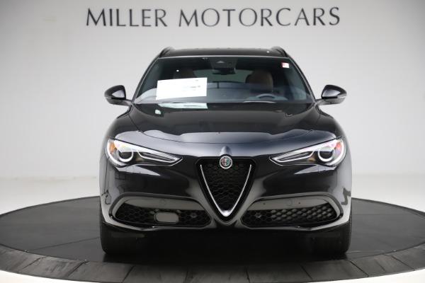 New 2020 Alfa Romeo Stelvio Ti Sport Q4 for sale Call for price at Maserati of Greenwich in Greenwich CT 06830 12