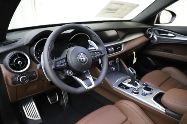 New 2020 Alfa Romeo Stelvio Ti Sport Q4 for sale Call for price at Maserati of Greenwich in Greenwich CT 06830 13