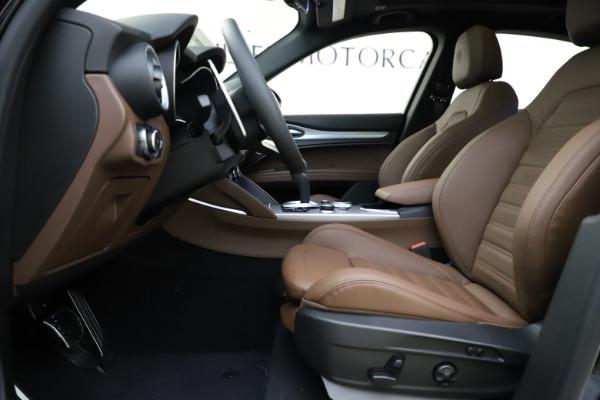 New 2020 Alfa Romeo Stelvio Ti Sport Q4 for sale Call for price at Maserati of Greenwich in Greenwich CT 06830 14