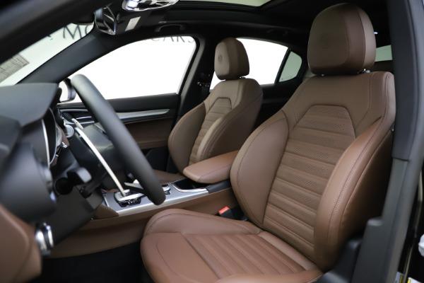 New 2020 Alfa Romeo Stelvio Ti Sport Q4 for sale Call for price at Maserati of Greenwich in Greenwich CT 06830 15