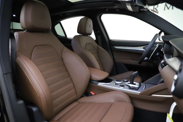 New 2020 Alfa Romeo Stelvio Ti Sport Q4 for sale Call for price at Maserati of Greenwich in Greenwich CT 06830 22