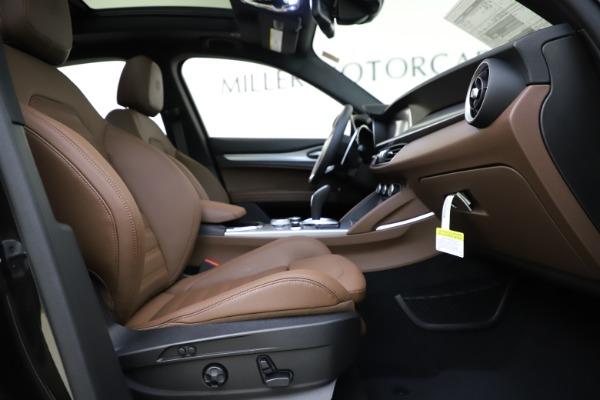 New 2020 Alfa Romeo Stelvio Ti Sport Q4 for sale Call for price at Maserati of Greenwich in Greenwich CT 06830 23