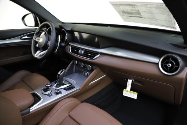 New 2020 Alfa Romeo Stelvio Ti Sport Q4 for sale Call for price at Maserati of Greenwich in Greenwich CT 06830 24