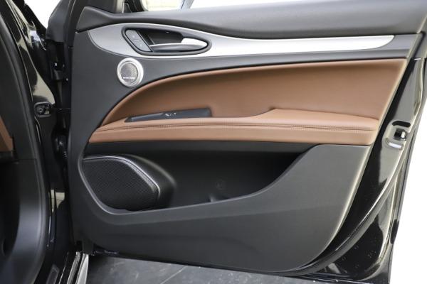New 2020 Alfa Romeo Stelvio Ti Sport Q4 for sale Call for price at Maserati of Greenwich in Greenwich CT 06830 25