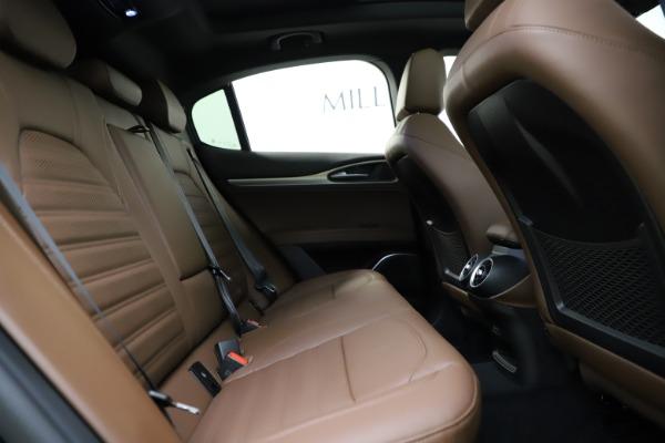 New 2020 Alfa Romeo Stelvio Ti Sport Q4 for sale Call for price at Maserati of Greenwich in Greenwich CT 06830 27