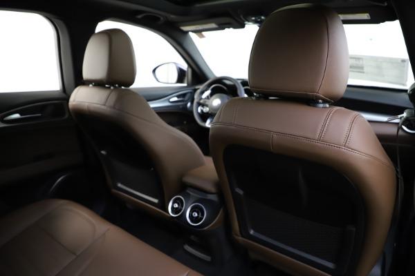 New 2020 Alfa Romeo Stelvio Ti Sport Q4 for sale Call for price at Maserati of Greenwich in Greenwich CT 06830 28