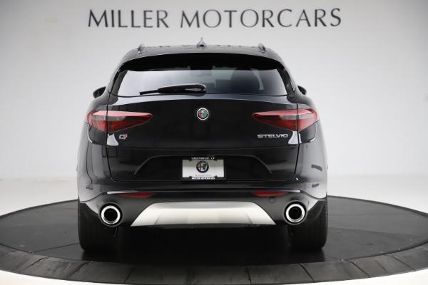 New 2020 Alfa Romeo Stelvio Ti Sport Q4 for sale Call for price at Maserati of Greenwich in Greenwich CT 06830 6