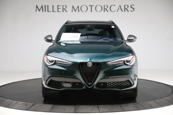 New 2020 Alfa Romeo Stelvio Ti Sport Carbon Q4 for sale Sold at Maserati of Greenwich in Greenwich CT 06830 12