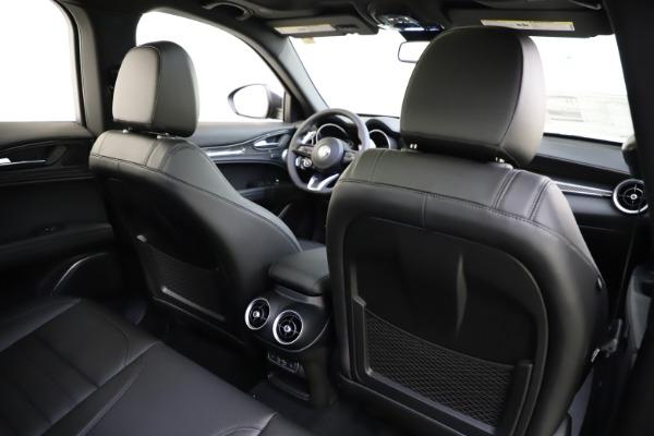 New 2020 Alfa Romeo Stelvio Ti Sport Carbon Q4 for sale Sold at Maserati of Greenwich in Greenwich CT 06830 28