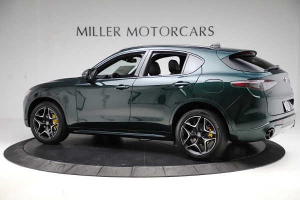 New 2020 Alfa Romeo Stelvio Ti Sport Carbon Q4 for sale Sold at Maserati of Greenwich in Greenwich CT 06830 4
