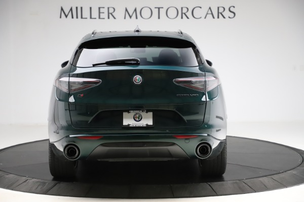 New 2020 Alfa Romeo Stelvio Ti Sport Carbon Q4 for sale Sold at Maserati of Greenwich in Greenwich CT 06830 6