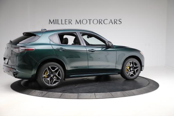 New 2020 Alfa Romeo Stelvio Ti Sport Carbon Q4 for sale Sold at Maserati of Greenwich in Greenwich CT 06830 8
