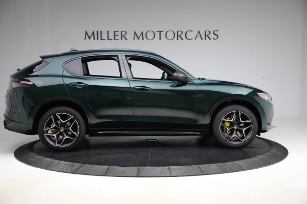 New 2020 Alfa Romeo Stelvio Ti Sport Carbon Q4 for sale Sold at Maserati of Greenwich in Greenwich CT 06830 9