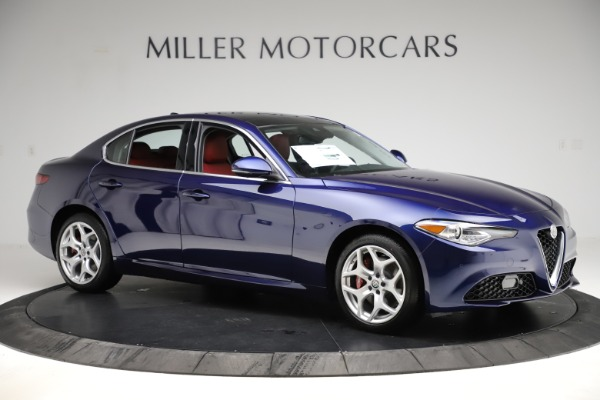 New 2020 Alfa Romeo Giulia Ti Q4 for sale $47,795 at Maserati of Greenwich in Greenwich CT 06830 10